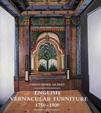 9780300047622-0300047622-English Vernacular Furniture, 1750-1900 (Paul Mellon Centre for Studies in British Art)