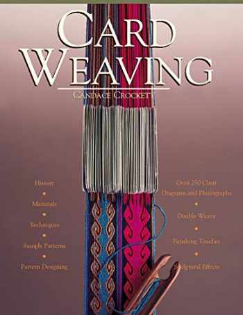 9780934026611-0934026610-Card Weaving