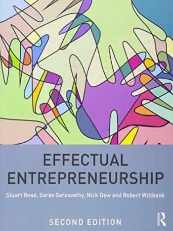 9781138923782-1138923788-Effectual Entrepreneurship