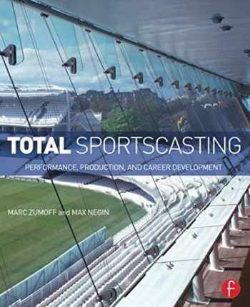 9780415813921-0415813921-Total Sportscasting