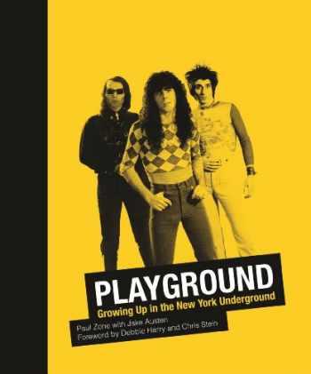 9780988174559-0988174553-Playground: Growing Up in the New York Underground