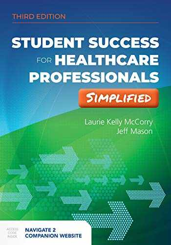 9781975114459-1975114450-Student Success for Health Professionals Simplified