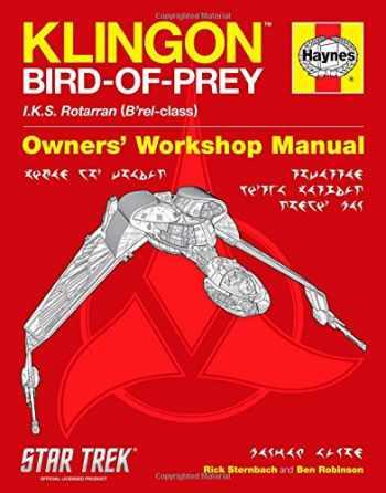 9781451695908-145169590X-Klingon Bird-of-Prey Haynes Manual (Star Trek)