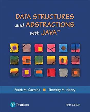9780134831695-0134831691-Data Structures and Abstractions with Java (5th Edition) (What's New in Computer Science)