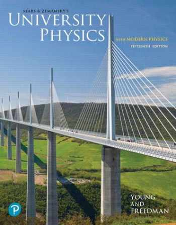 9780135205891-0135205891-University Physics with Modern Physics, Loose-Leaf Plus Mastering Physics with Pearson eText -- Access Card Package (15th Edition)