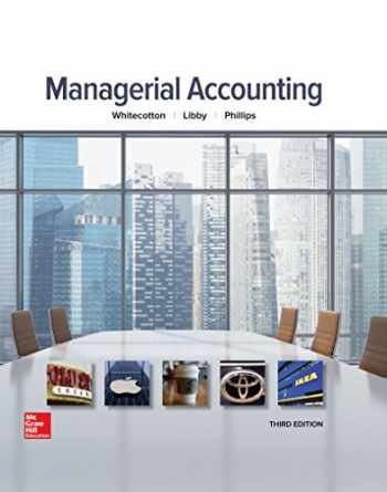 9780077826482-0077826485-Managerial Accounting