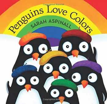 9780545876544-0545876540-Penguins Love Colors