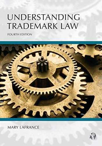9781531014896-1531014895-Understanding Trademark Law, Fourth Edition