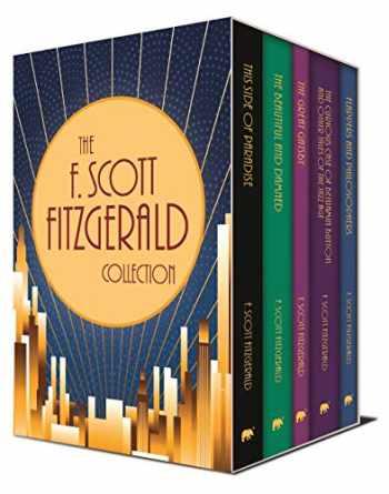 9781839407512-1839407514-The F. Scott Fitzgerald Collection: Deluxe 5-Volume Box Set Edition (Arcturus Collector's Classics)