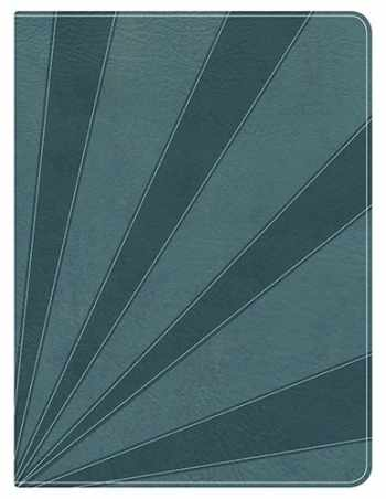9781433614866-1433614863-Apologetics Study Bible for Students, Steel Blue LeatherTouch