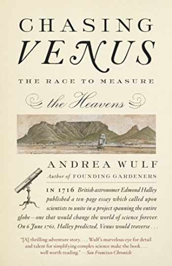 9780307744609-0307744604-Chasing Venus: The Race to Measure the Heavens