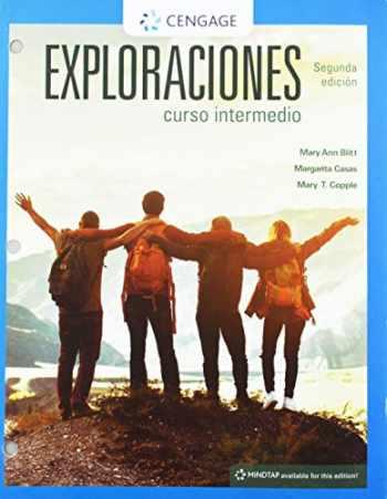 9780357100783-0357100786-Bundle: Exploraciones curso intermedio, Loose-leaf Version, 2nd + MindTap, 4 terms Printed Access Card