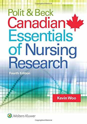 9781496301468-1496301463-Canadian Essentials of Nursing Research