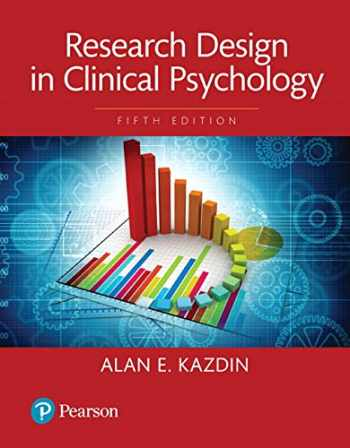 9780205992089-0205992080-Research Design in Clinical Psychology -- Books a la Carte (5th Edition)