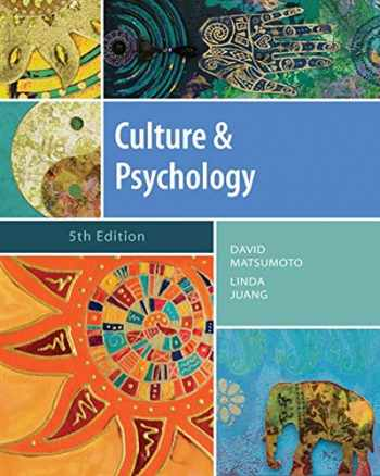9781111344931-1111344930-Culture and Psychology, 5th Edition
