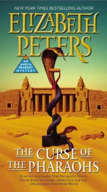 9781455572366-1455572365-The Curse of the Pharaohs (Amelia Peabody, 2)