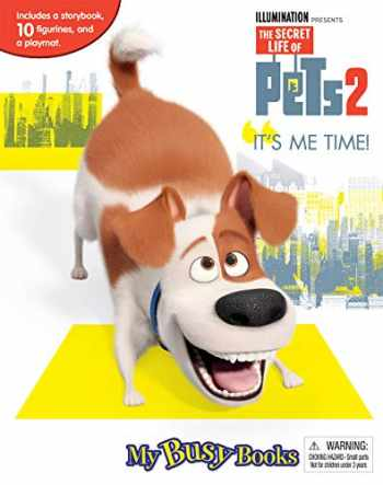 9782764349106-2764349106-The Secret Life of Pets 2 My Busy Books
