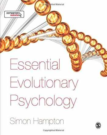 9781412935852-1412935857-Essential Evolutionary Psychology