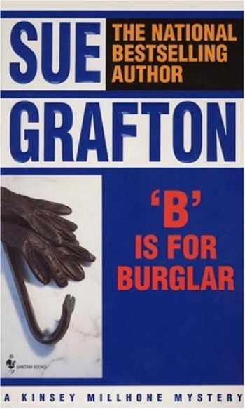 9780553280340-0553280341-B Is for Burglar