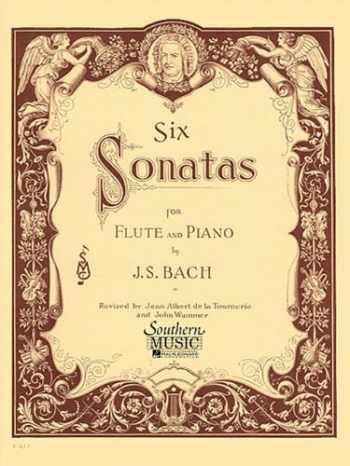 9781581060645-1581060645-Six Sonatas: Flute