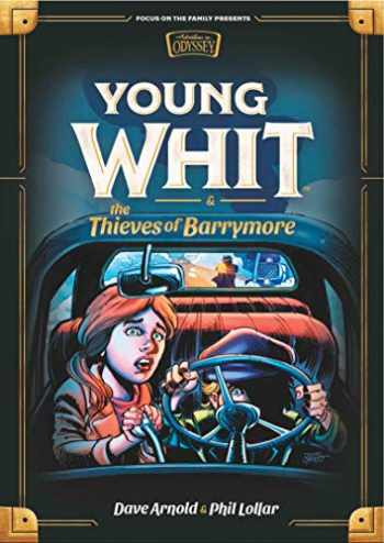 9781589971547-158997154X-Young Whit and the Thieves of Barrymore