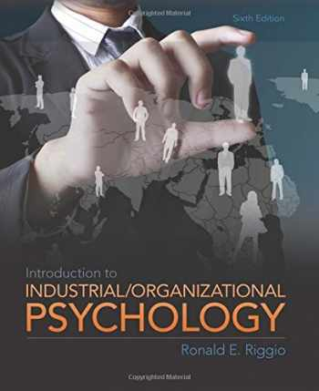 9780205254996-0205254993-Introduction to Industrial and Organizational Psychology, 6th Edition