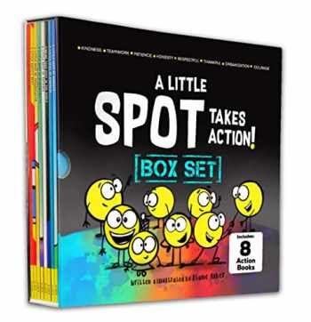9781951287276-1951287274-A Little SPOT Takes Action! Box Set (8 Books: Kindness, Responsibility, Patience, Respect, Honesty, Organization, Diversity, & Safety)