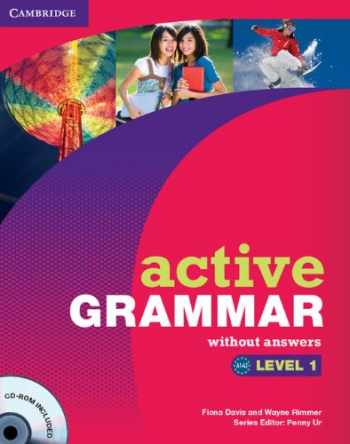 9780521173681-052117368X-Active Grammar Level 1 without Answers and CD-ROM