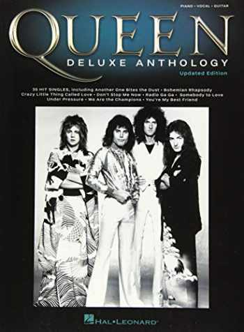 9781540030429-1540030423-Queen - Deluxe Anthology: Updated Edition