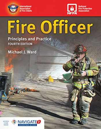 9781284172393-1284172392-Fire Officer: Principles and Practice: Principles and Practice
