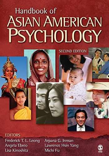 9781412924672-1412924677-Handbook of Asian American Psychology (RACIAL ETHNIC MINORITY PSYCHOLOGY)