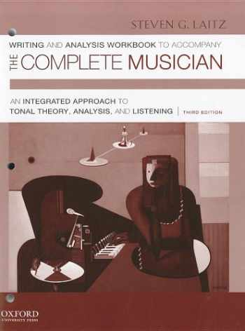 9780199742790-0199742790-Workbook to Accompany The Complete Musician: Workbook 1: Writing and Analysis