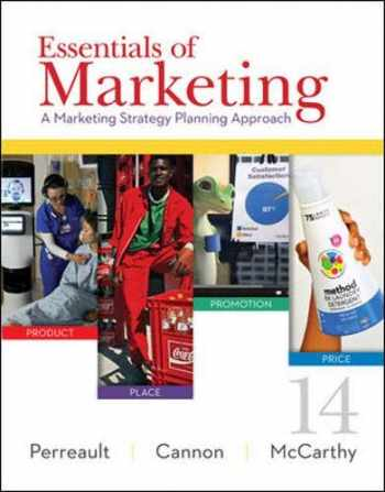 9780077861049-0077861043-Essentials of Marketing: A Marketing Strategy Planning Approach