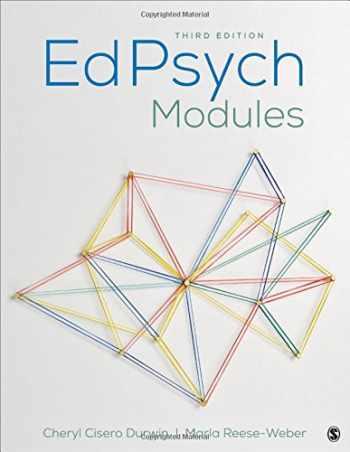 9781506310756-1506310753-EdPsych Modules