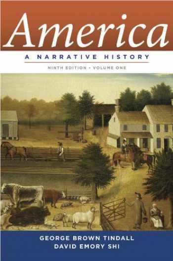 9780393912630-0393912639-America: A Narrative History (Ninth Edition) (Vol. 1)