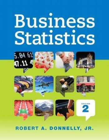 9780133865004-0133865002-Business Statistics Plus NEW MyLab Statistics with Pearson eText -- Access Card Package (2nd Edition) (Mystatlab)