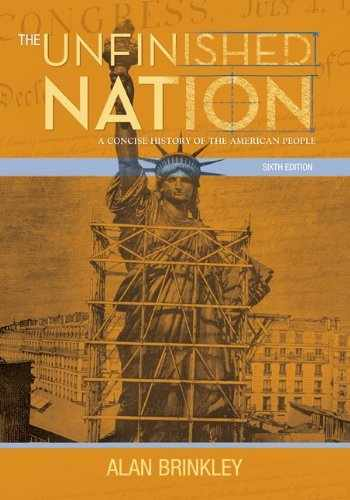 9780073385525-0073385522-The Unfinished Nation: A Concise History of the American People