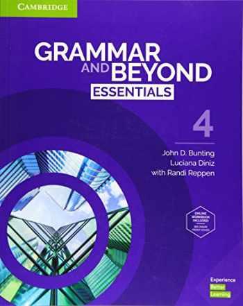 9781108697163-110869716X-Grammar and Beyond Essentials Level 4 Student's Book with Online Workbook