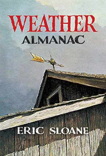 9780486491035-048649103X-Weather Almanac (Dover Books on Americana)
