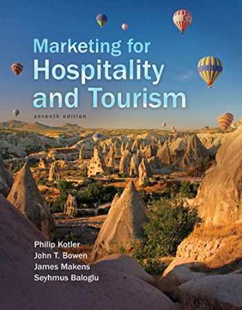9780134151922-0134151925-Marketing for Hospitality and Tourism (7th Edition)