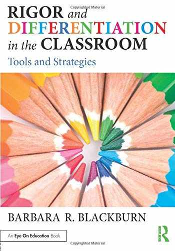 9780815394471-0815394470-Rigor and Differentiation in the Classroom: Tools and Strategies