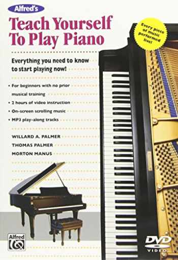 9780739033982-0739033980-Teach Yourself to Play Piano