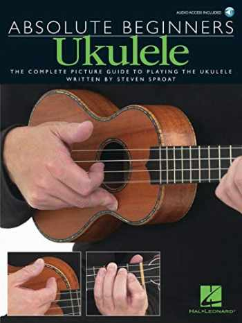 9780825636332-0825636337-Absolute Beginners - Ukulele