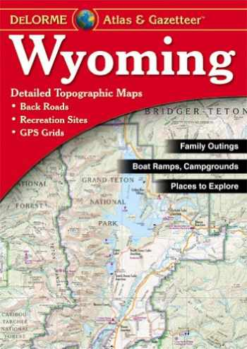 9780899333380-0899333389-Wyoming Atlas & Gazetteer