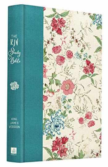 9781643522487-1643522485-KJV Study Bible (Wildflower Bouquet)