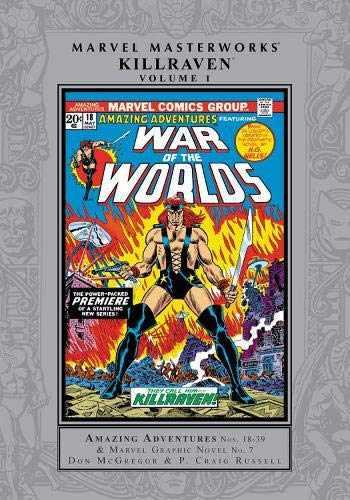 9781302911355-130291135X-Marvel Masterworks: Killraven Vol. 1