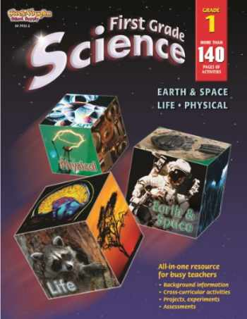 9780739879337-0739879332-First Grade Science: Earth & Space, Life, Physical