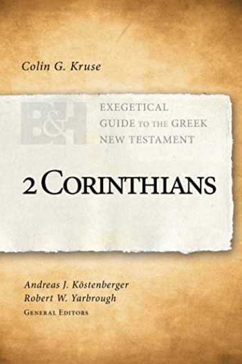 9781462743964-146274396X-2 Corinthians (Exegetical Guide to the Greek New Testament)