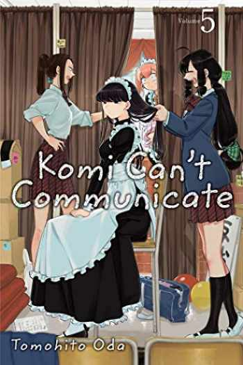 9781974707164-1974707164-Komi Can't Communicate, Vol. 5 (5)