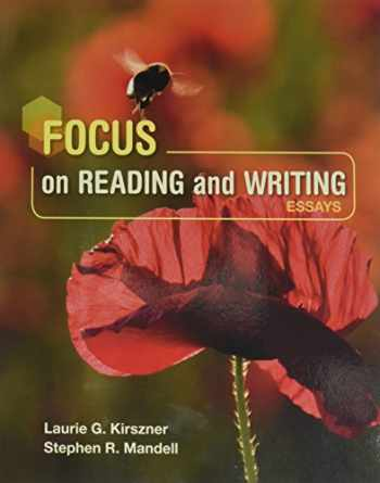 9781319005726-1319005721-Focus on Reading and Writing & LaunchPad Solo for Focus on Reading and Writing (Six Month Access)